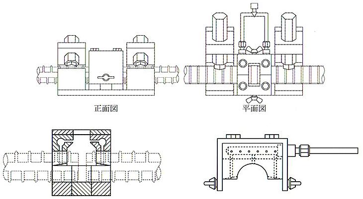 エンクローズ溶接継手の特徴